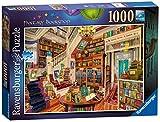 Ravensburger- The Fantasy Bookshop - Puzzle de 1000 Piezas para Adultos y niños de 12 años en adelante (19799)