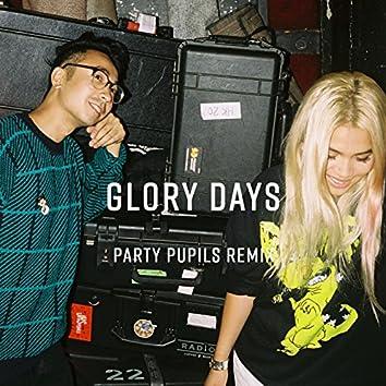 Glory Days (feat. Hayley Kiyoko) [Party Pupils Remix]