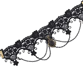 Best black bead necklace with pendant Reviews