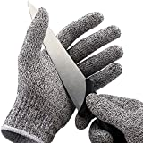 GosFrid Cut-Resistant Hand Gloves Cut Resistance and Anti Abrasion Safety Working Protective Hand Gloves -1pc(one pair)