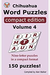 Chihuahua Word Puzzles Compact Edition Volume 4 Paperback