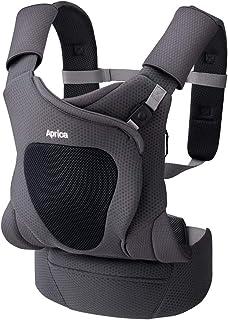 Aprica(アップリカ) Aprica 新生児から使える4Way抱っこひも コアラ メッシュプラス koala Mesh Plus パールムーングレー GR 0か月~ 2079415