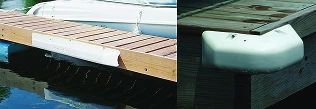 "Taylor Made Products 45510 Dock Pro Heavy Duty Dock Bumper (Corner, 5.5""L x 12""W x 12""H)"
