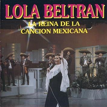 La Reina de La Cancion Mexicana