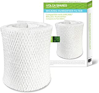 Volca Spares MAF1 Replacement Wicking Filter Compatible with AIRCARE MA1201 Console Humidifier