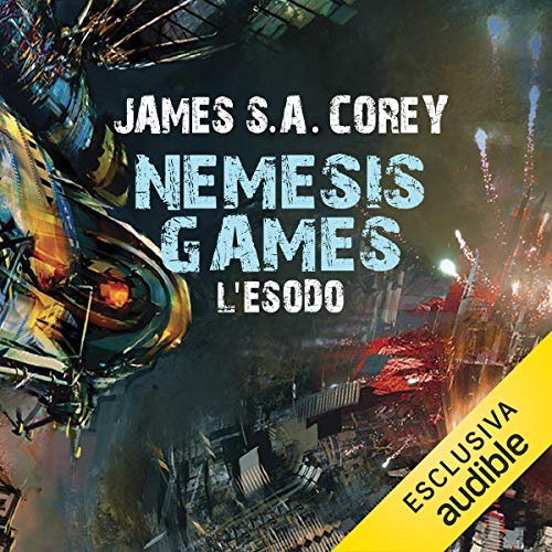 Nemesis Games - L'esodo copertina