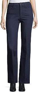 rag & bone Justine High Rise Wide Leg Flare Jeans in Rinse