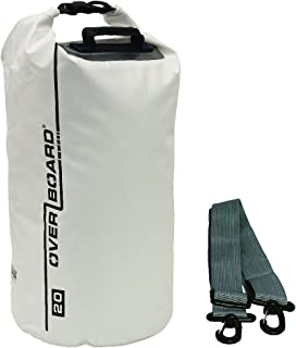 Overboard Dry Bag Waterproof Dry Tube 30 Litre, White