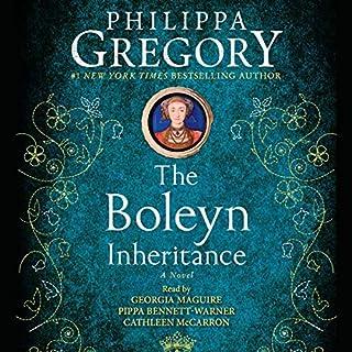 The Boleyn Inheritance audiobook cover art