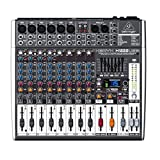 Behringer Xenyx X1222USB Premium 16-Input 2/2-Bus Mixer with USB/Audio Interface