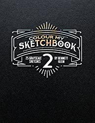 color my sketchbook by bennett klein coloring book for adults