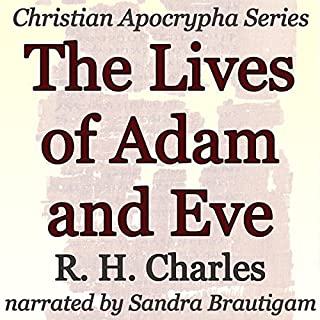 The Lives of Adam and Eve audiobook cover art