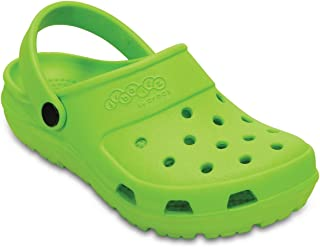 Crocs Children Boys Presley Beach Shoes in Green