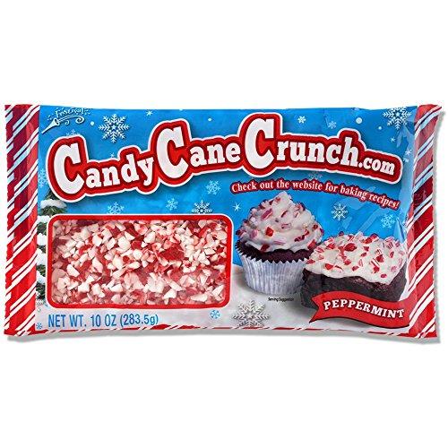 Candy Cane Peppermint Crunch
