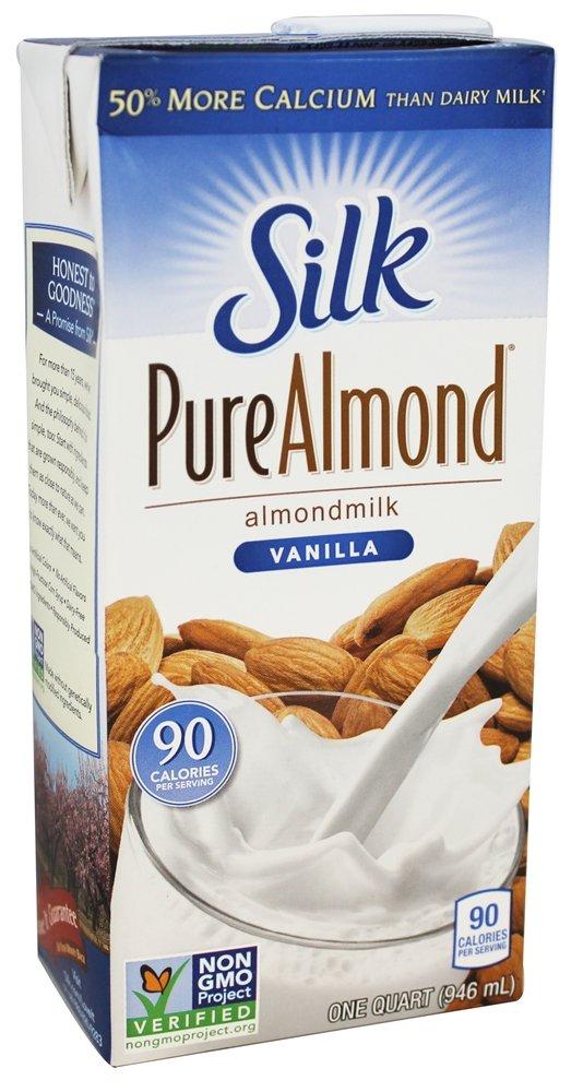 Silk - Almond Milk Vanilla Quantity OFFer limited of 2 oz. Pack 32