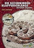 Die Seitenwinder-Klapperschlange - Crotalus cerastes - Jens Sievert