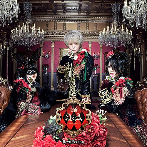 Q&A-Queen and Alice-[King盤]