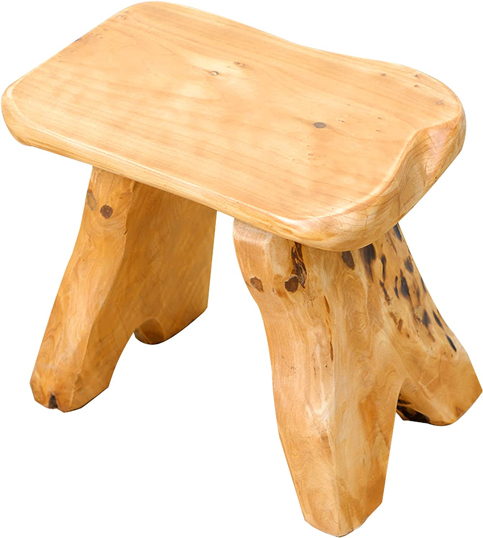 Brefhome Cedar Wood Weekly update Stump Atlanta Mall Outdoor Indoor Side Garden Table Stool
