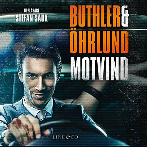 Motvind audiobook cover art