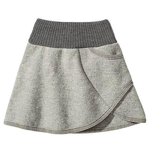 Disana Walk-Rock Wolle (134/140, grau)