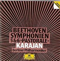 Sym, 5, 6, : Karajan / Bpo (1982)