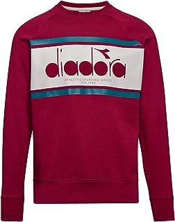 Diadora - Fleece Sweatshirt Crew Spectra for Man