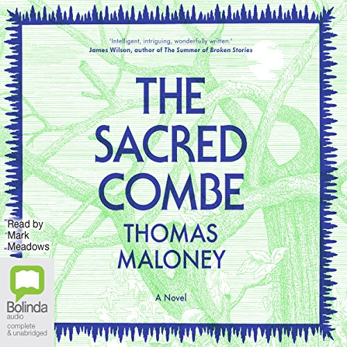 The Sacred Combe audiobook cover art
