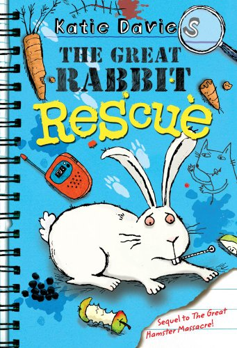 The Great Rabbit Rescue (The Great Critter Capers, Band 2)
