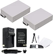 Sponsored Ad - Ultrapro 2-Pack LP-E8 High-Capacity Replacement Batteries with Rapid Travel Charger for Canon EOS Rebel T2i...