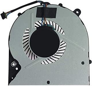 CPU Cooling Fan for HP EliteBook 745 840 848 G3 G4 MT42 MT43 821163-001 EG50050S1-C770-S9A 4-pin (Size: 7.5 x 7.5 cm)