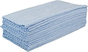 """Unger Value Pack All-Purpose Microfiber Cloths, 12"""" x 12"""" (20 Pack)"""
