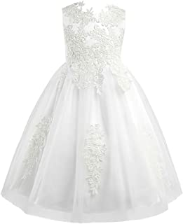 Amazon Co Uk Off White Dresses Girls Clothing,Wedding Dress For Mother And Daughter