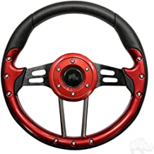 RHOX Aviator 4 Golf Cart Steering Wheel (Available in 6 Colors)