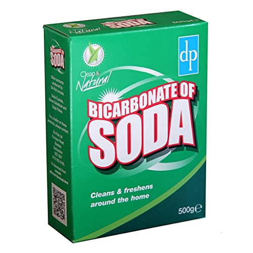 Case of 6 x Dri Pak Clean and Natural Bicarbonate of Soda 500g