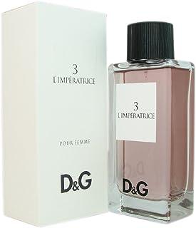 Dolce & Gabbana 3 L'Imperatrice Women 3.3 oz Eau de Toilette Spray