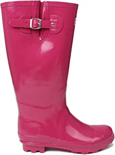 Womens Tall Wellies Ladies Wellington Boots Shoes