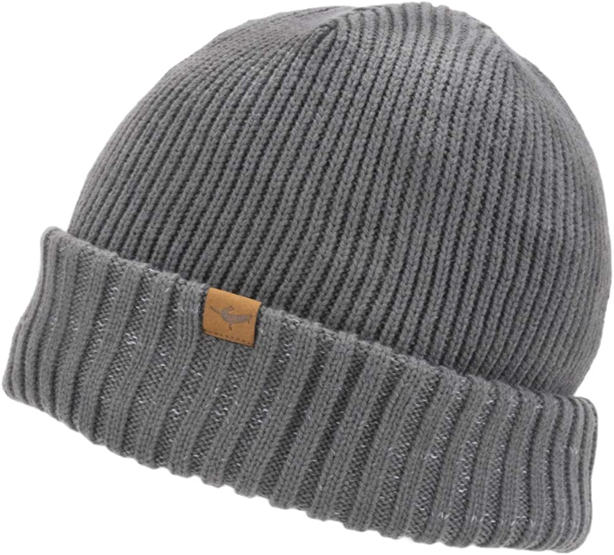 wholesale SEALSKINZ Waterproof Cold Weather Beanie Cuff Roll Max 54% OFF