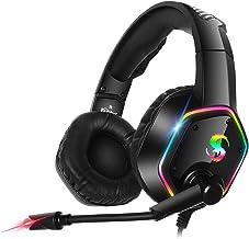 Generic Fones de ouvido de Jogos de alta Qualidade 7.1 Canal 3.5mm/USB com Fio Fones de Ouvido Fones de Ouvido com Cancela...