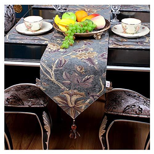 WXIAO Squisito tafelloper, hittebestendig, tafelloper voor buiten, picknic-catering