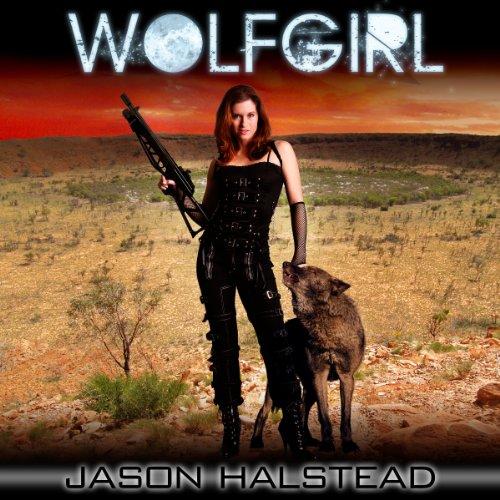Wolfgirl audiobook cover art