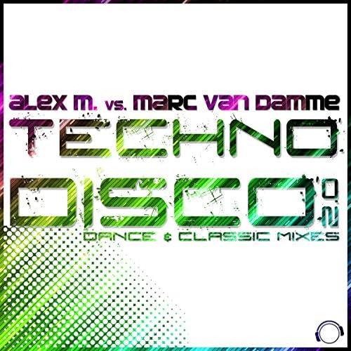 Alex M. vs. Marc van Damme