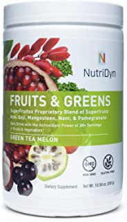 nutridyn fruits and greens