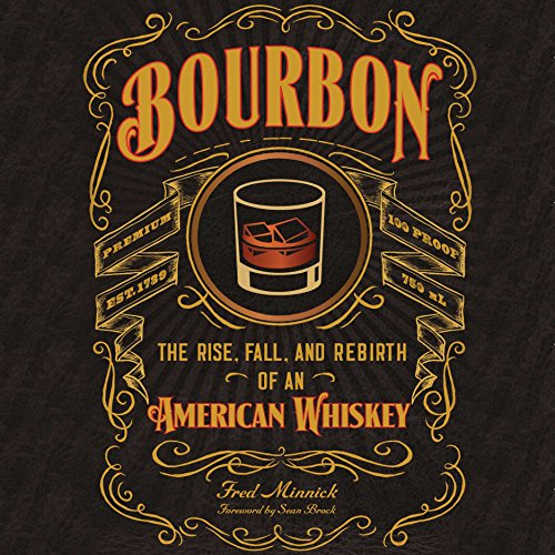 Bourbon audiobook cover art