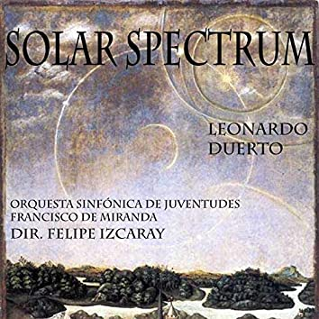 Solar Spectrum - Single