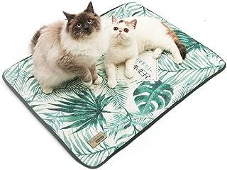 犬 猫用マット冷たいパッドクールマット冷却マット爽快 水洗い可 夏ペット用品 車用 座布団 (L)