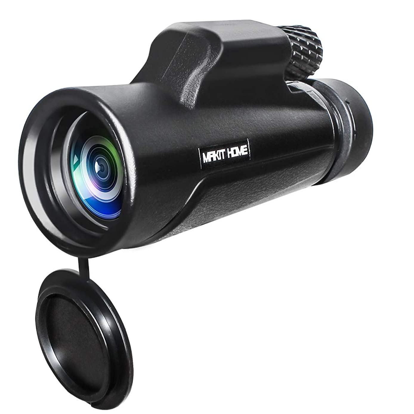 Monocular Telescope 10X42 with High Power Spotting Scope Waterproof Monoculars Zoom Lens Small Compact Telescopes for iPhone Cell Phone Smartphone for Bird Watching Boating Gifts for Men Adults