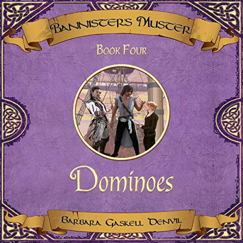 Dominoes audiobook cover art
