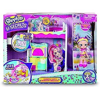Shopkins Lil' Secrets Rainbow Kate's Bedroom | Shopkin.Toys - Image 1