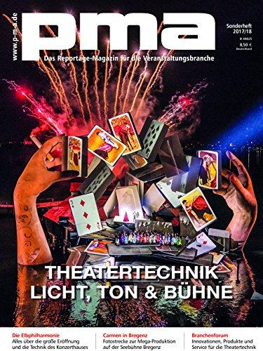 pma Sonderheft Theatertechnik 2017 / 2018