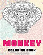Monkey - Coloring Book ????